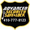 Timonium Advanced Security Safe and Lock Icon