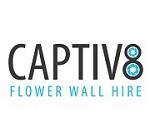 Captiv8 Flower Wall Hire Icon