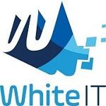White IT Icon