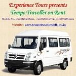 Tempo Traveller Delhi Icon