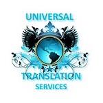 Universal Translation Services Icon