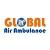 Global Air Ambulance Icon
