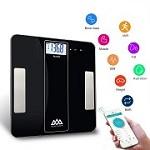 Bluetooth Body Fat BMI Scale Icon