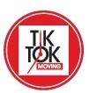 Tik Tok Moving & Storage Icon