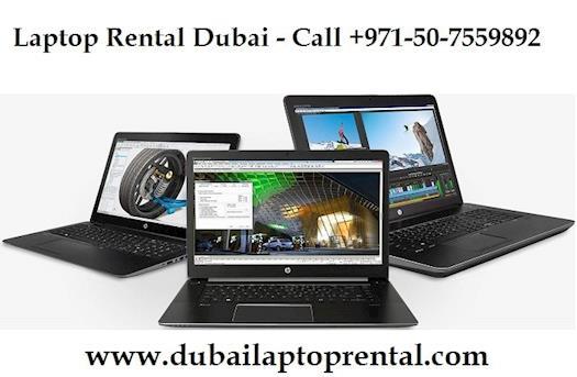 Laptop Rental in Dubai - Call +971-50-7559892
