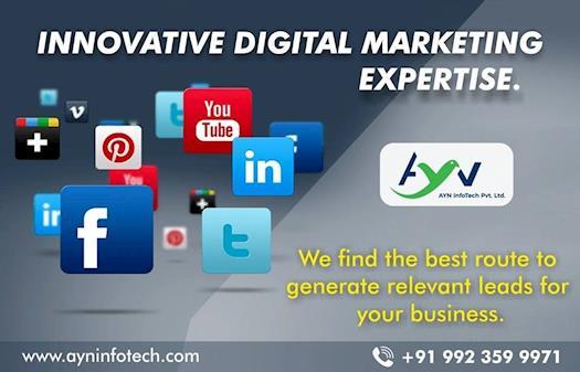 Innovative Digital Marketing Expertise