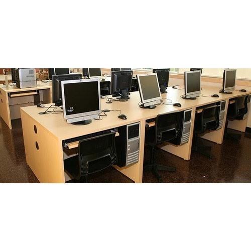 Computer Lab Desk