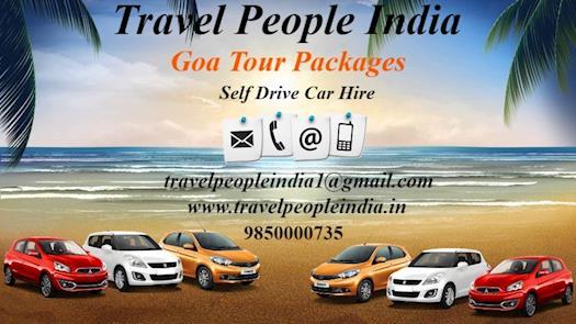Goa Self Drive Car Hire
