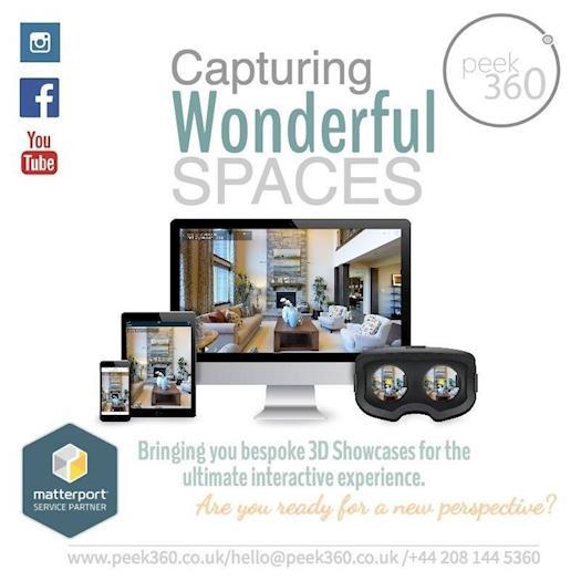 3D Virtual Tours, 3D Property & Matterport Tour Company