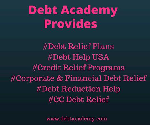 Debt Relief Plans