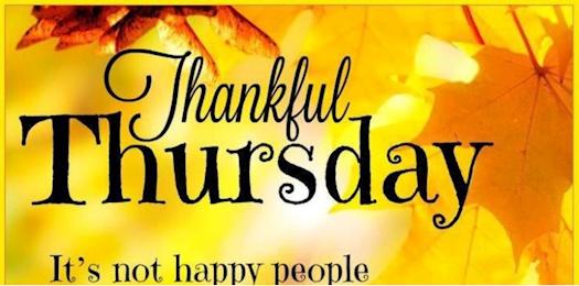 Happy Thursday Video