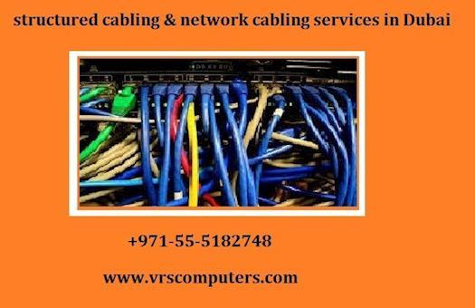 Network cabling in Dubai