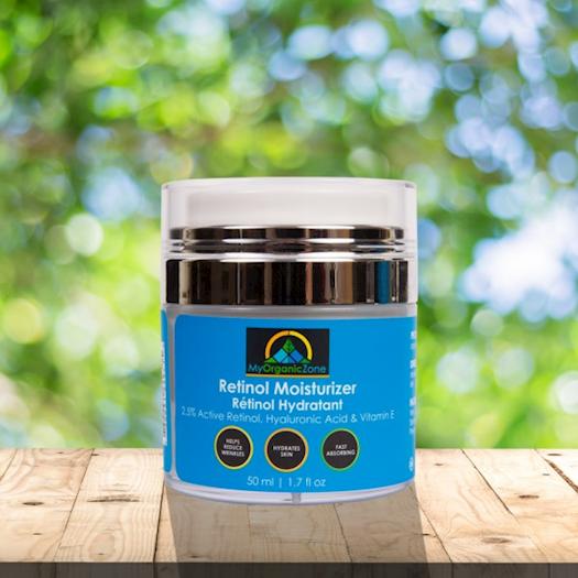 Retinol Moisturizer Cream, Best Face Moisturizer for Dry Skin, Anti-Wrinkle Cream