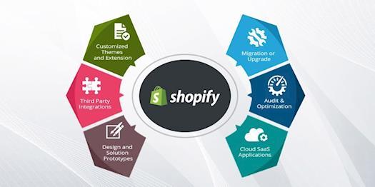 Custom Shopify Web Design Services