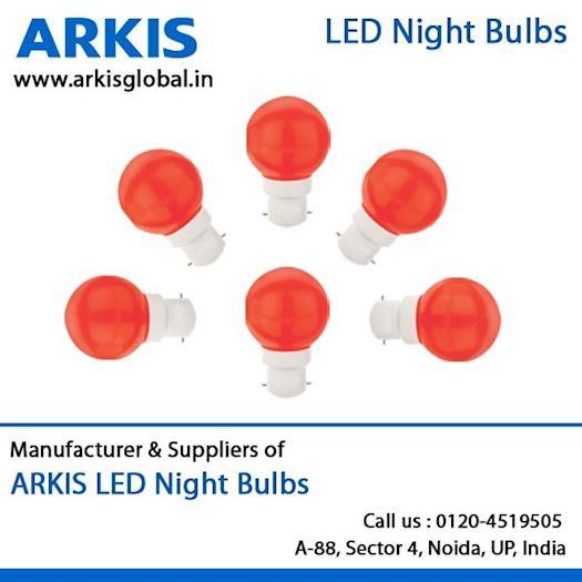 ARKIS LED Night Bulbs in India