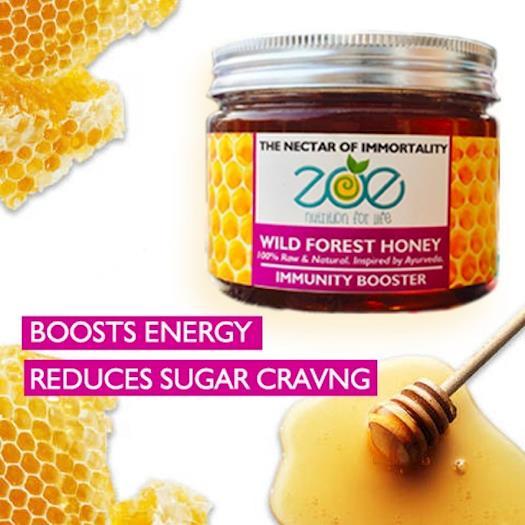 WILD FOREST HONEY - IMMUNITY BOOSTER [400 GRAMS]