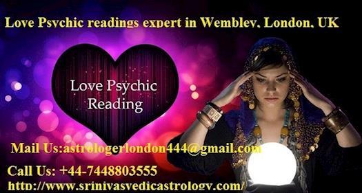 Best & Top love Psychic readings by Vashikaran in London, UK
