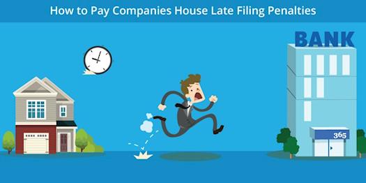 Companies House Beta - HMRC Companies House late filing penalties