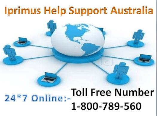 Iprimus Help Support Australia