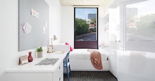 Get upto AU$550 Cashcard on Scape Toowong, Brisbane student accommodation