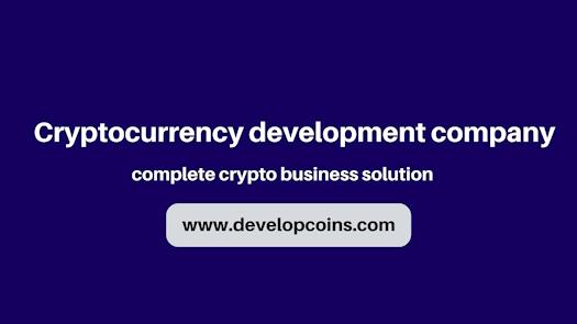 cryptocurrency development service