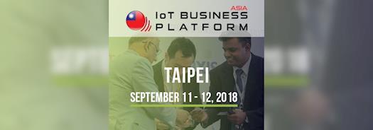 ASEAN's IoT Platform Taipei 2018