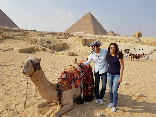 Tour El Cairo por un día por vehículo
