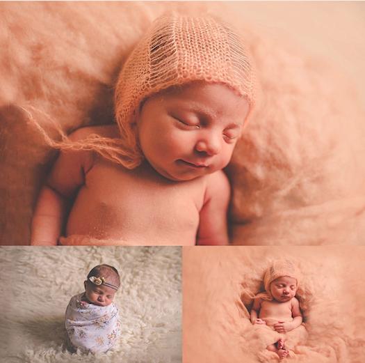 Alaina- Beautiful 15 Days Old Girl