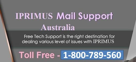 iPrimus Email internet Support Australia