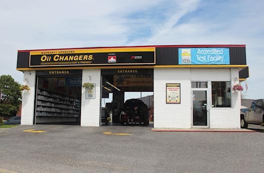 Oil Change Services Ottawa - Oil Changers Plus