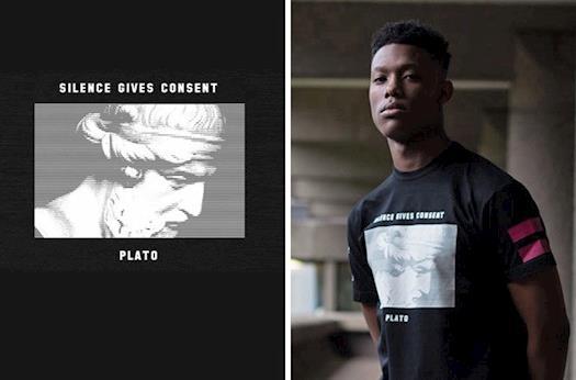 Silence Gives Consent by ALLRIOT Kickass Political T-shirts