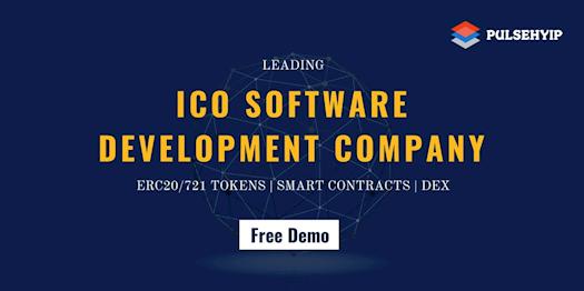 Leading ICO Software Development Company