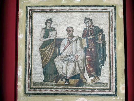 Latin Poet Virgil