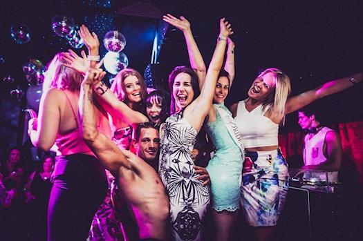 Male Strip Clubs