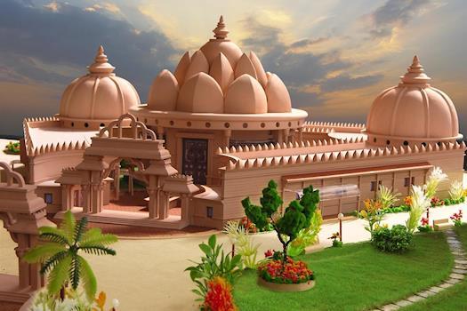 Abhinav Mahavir Dham in Rajasthan - Jain Boarding House