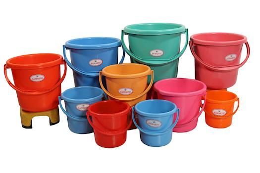 Samarth Popular For its Plastic Buckets