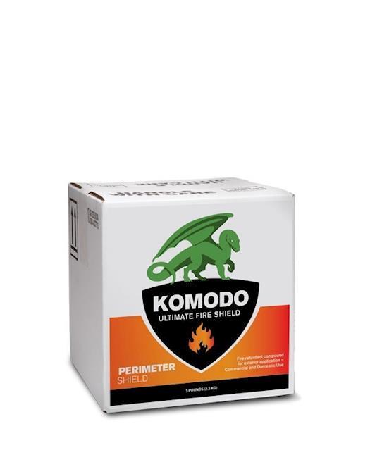 K-100 Komodo Perimeter Shield - 5 lbs   komodo-fire-shield.com