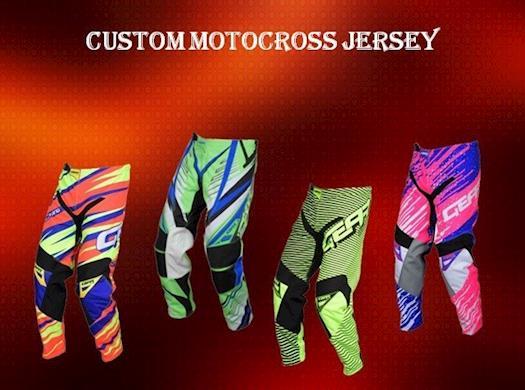 Custom Motocross Jersey | Gearclub.co.uk