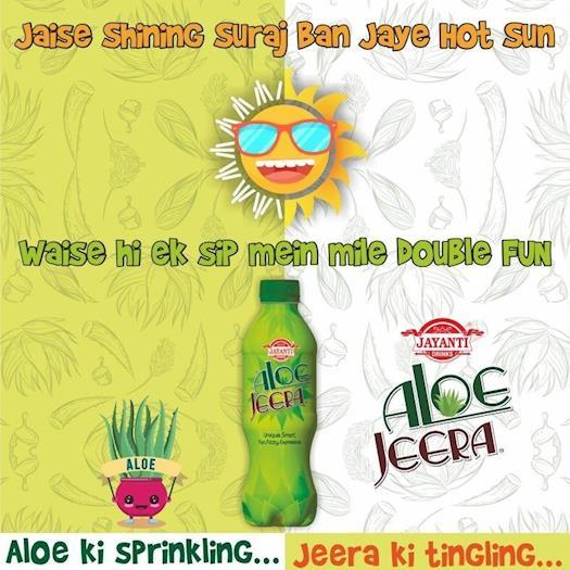 Aloe Jeera