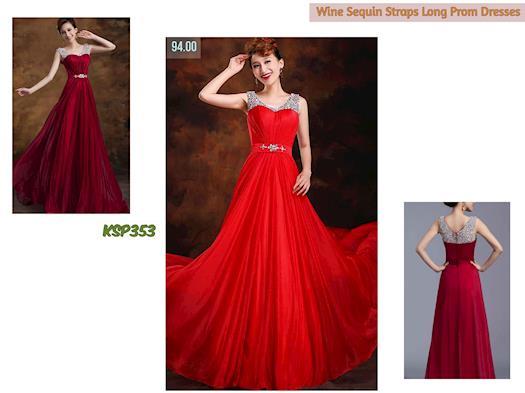 Long Prom Dresses