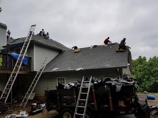 The best Roofing Contractor in Marietta, GA
