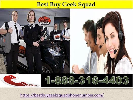 Best Buy Geek squad Phone Number 1-888-316-4403