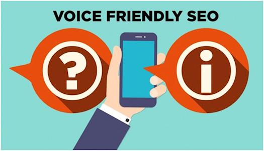 Voice friendly SEO