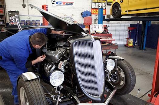 Car MechanicBlackburn