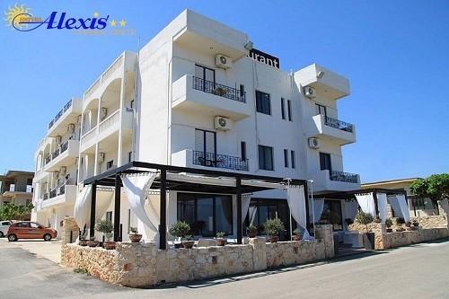 Book Alexis Hotels in Crete