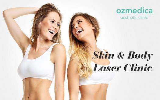 Ozmedica Aesthetic Clinic - Skin & Body Laser Clinic
