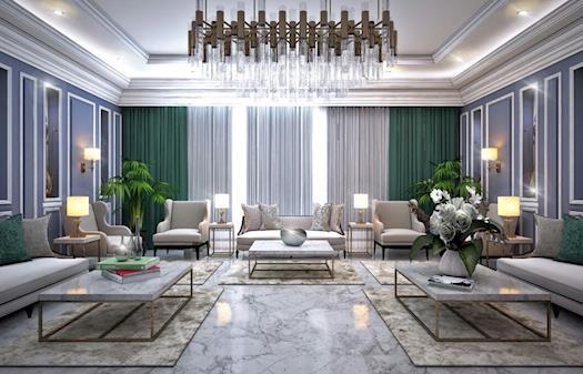 Interior design consultants Dubai