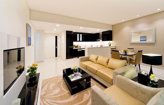 accommodation in Dubai