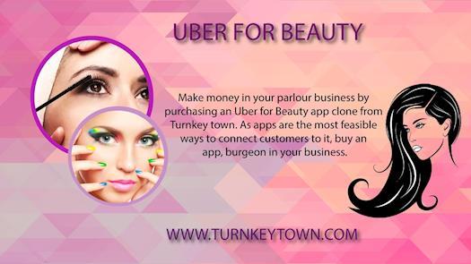 uber for beauty