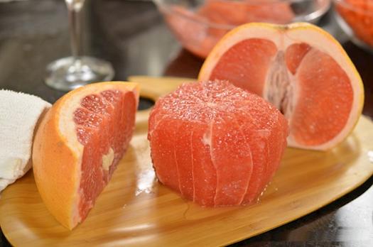 Red Grapefruit Texas